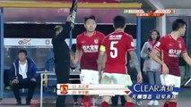 HIGHLIGHTS Jiangsu Suning 2:0 Guangzhou Evergrande 苏宁成功复仇造恒大赛季最大比分惨败 CSL 2016 Round 29