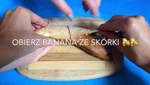 Domowy sposób na lody bananowe - Homemade banana ice cream ❤️