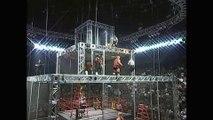 WCW - War Games (Triple Cage Match)