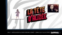 DALS 7 : Alizée jalouse du couple Grégoire Lyonnet - Camille Lou ? La chanteuse se confie