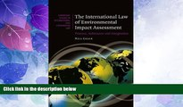 Big Deals  The International Law of Environmental Impact Assessment: Process, Substance and