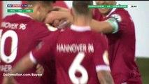 Felix Klaus Goal HD - Hannover 2-0 Dusseldorf - 26-10-2016 DFB Pokal