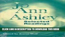 [FREE] EBOOK Jo Ann Ashley: Selected Readings (National League for Nursing Series (All Nln Titles)