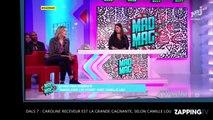 DALS 7 : Caroline Receveur est la grande gagnante, selon Camille Lou ! (VIDEO)