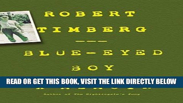 [FREE] EBOOK Blue-Eyed Boy: A Memoir BEST COLLECTION
