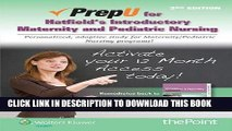 [FREE] EBOOK PrepU for Hatfield s Introductory Maternity   Pediatric Nursing ONLINE COLLECTION