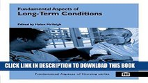 [READ] EBOOK Fundamental Aspects of Long Term Conditions (Fundamental Aspects of Nursing) ONLINE