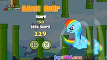 My Little Pony Friendship is Magic - Flappy Little Pony - MLP Games Episodes