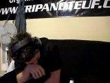 Rem chez BiLL qui délire sur le mike... :)