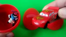 Kinder Surprise Eggs Minnie Hello Kitty Spiderman Egg Surprise Thomas and friends My Little Pony