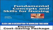 [FREE] EBOOK Fundamental Concepts and Skills for Nursing - Text and Elsevier Adaptive Learning