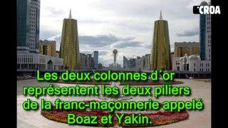 Astana, la ville du nouvel ordre mondial