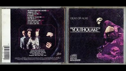 Dead Or Alive Youthquake Album Video Dailymotion