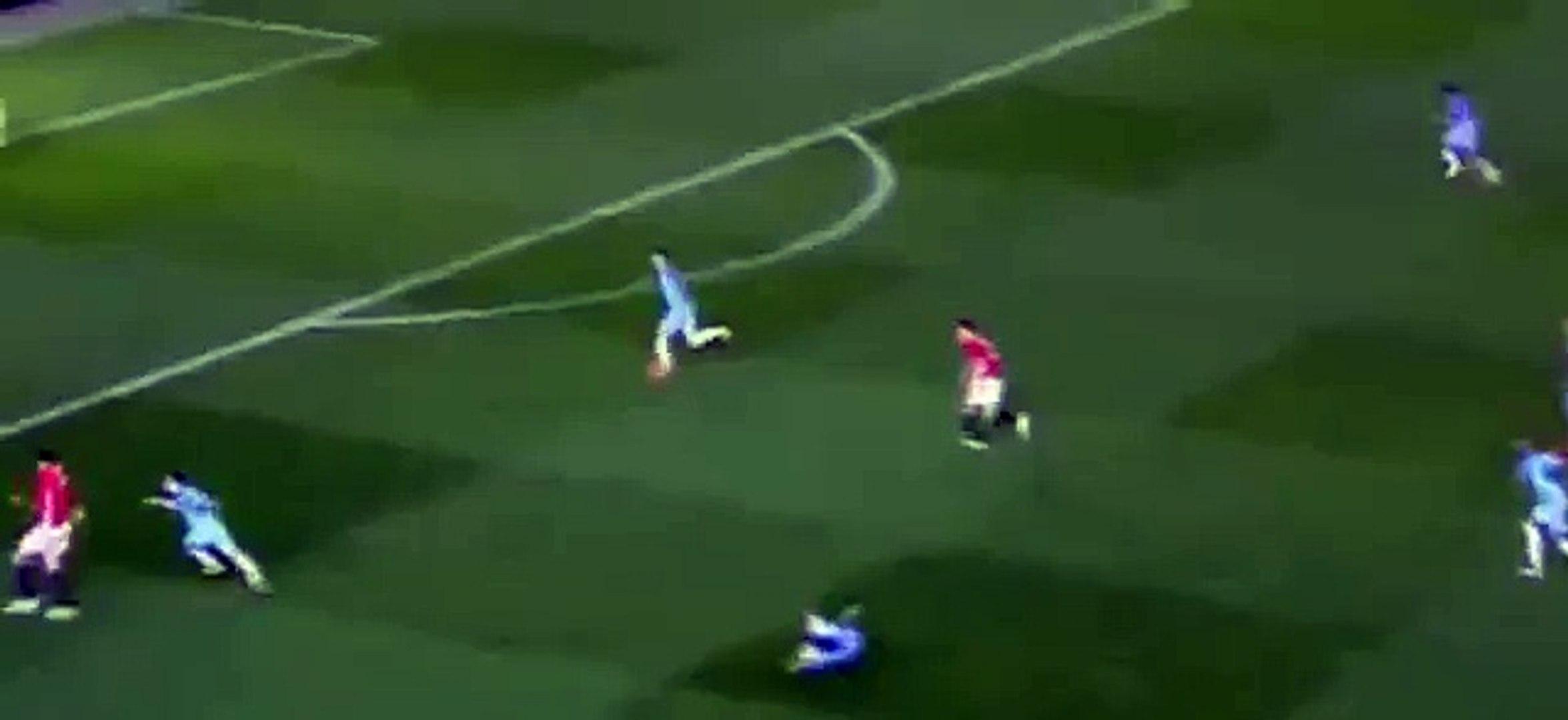 Juan Mata Goal - Manchester United vs Manchester City 1-0//EFL Cup (26/10/2016) HD