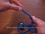 Arbor Knot | how to tie an Arbor knot