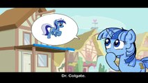 MLP Minuette vs Tardiness | MLP games or others My Little Pony games | Games For Kids