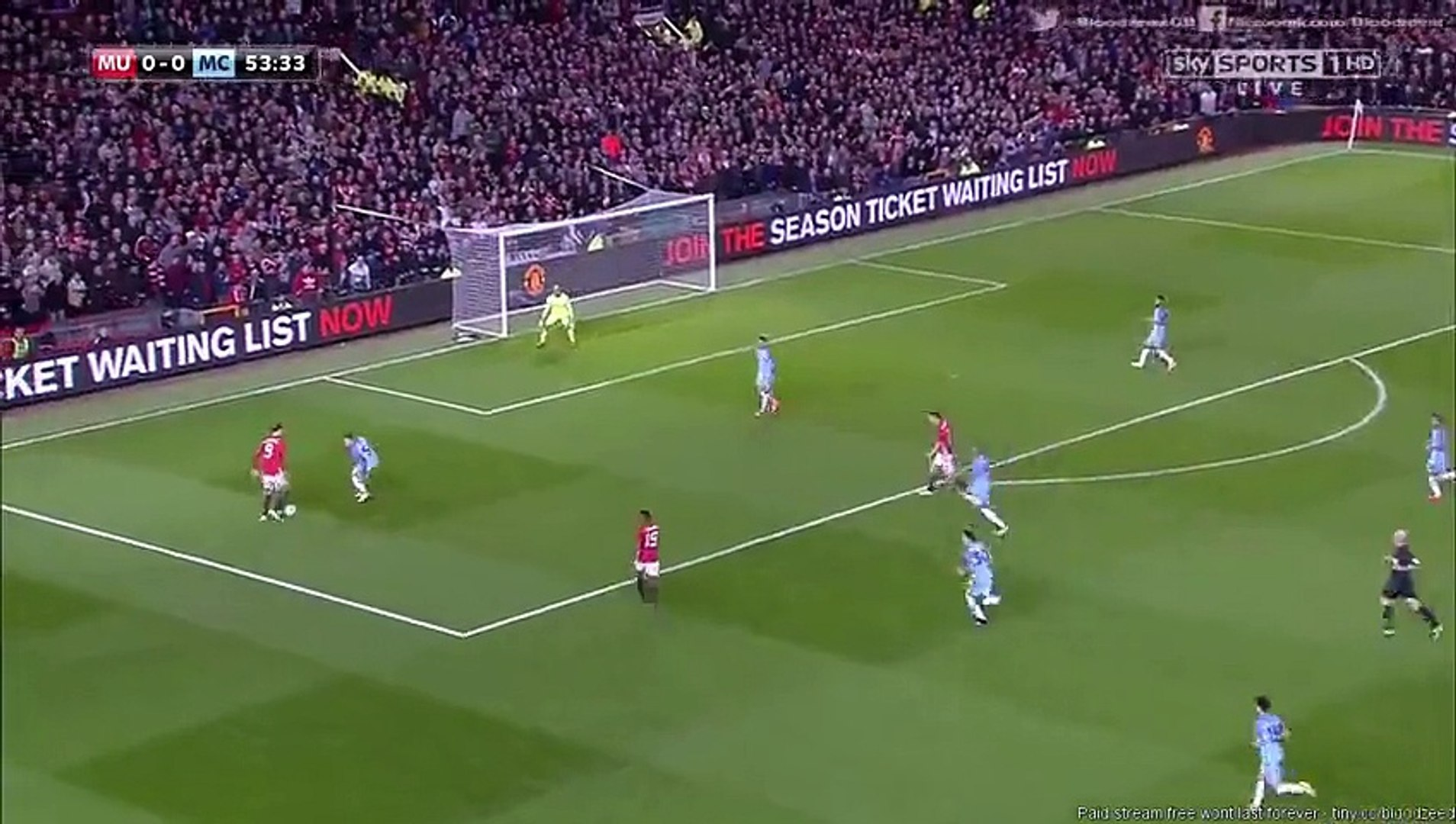 All Goals HD - Manchester United 1-0 Manchester City EFL Cup 26.10.2016 HD