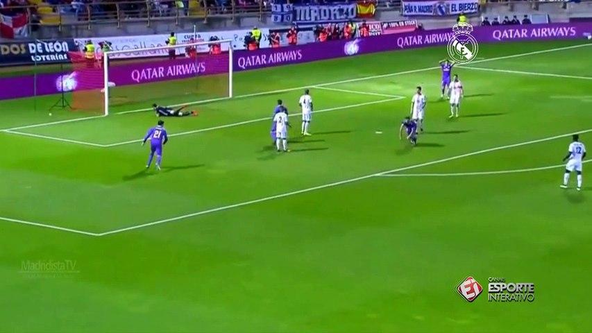 Meu amigo, que GOLAÇO! Nacho, do Real Madrid, fez um gol de voleio de fora da área
