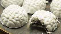 How To Make Candy & Oreo Filled Brains