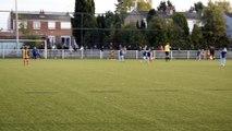 But de Mathias (U10) Match contre RCLens le 21.10.16