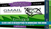 [PDF] Gmail Box Set: Two books in one. A Simpler Guide to Gmail   Email Management using Gmail