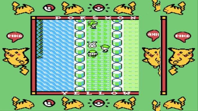 Pokémon Yellow - Gameplay Walkthrough - Part 42 - Legendary Pokémon, Mewtwo (Post-Game)