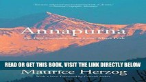 [EBOOK] DOWNLOAD Annapurna: The First Conquest Of An 8,000-Meter Peak READ NOW