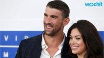 Michael Phelps Marries Longtime Girlfriend Nicole Johnson