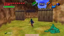 Zelda Ocarina Of Time faire l'ISG (infinite sword glitch) - Vidéo