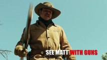 Matt Damon Can Do Anything - Ultimate Matt Damon Mashup (2015) HD (2)