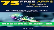 [Free Read] 75+ Free Apps That  Make and Save You Money: Top Rated Apps for Kindle, Android,