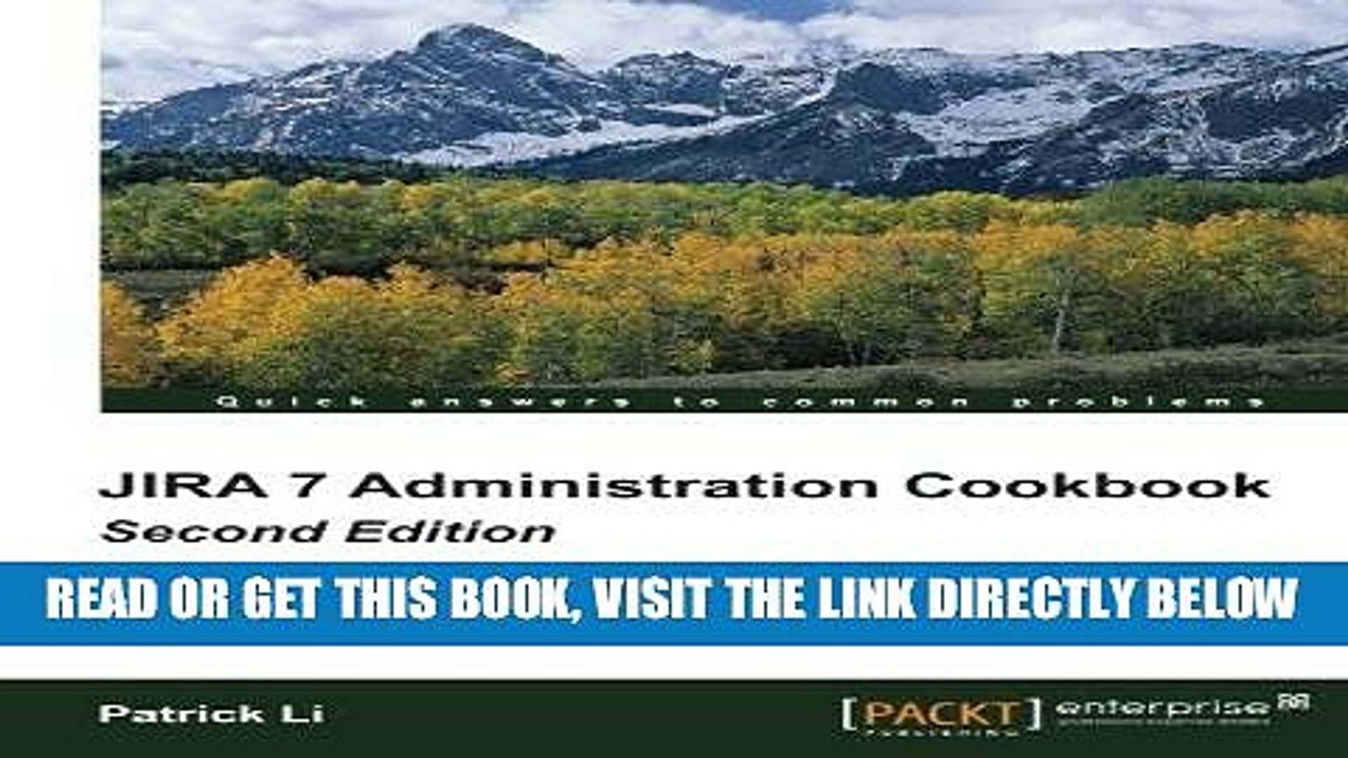 [Free Read] JIRA 7 Administration Cookbook - Second Edition Full Download
