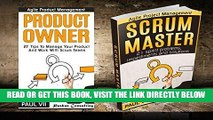 [Free Read] Agile Product Management: (Boxset): Product Owner 27 Tips   Scrum Master: 21 sprint