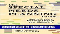 Best Seller The Special Needs Planning Guide: How to Prepare for Every Stage of Your Child s Life