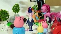 Peppa Pig et les Poneys de My Little Pony | Les histoires de Peppa Pig Dessin animé