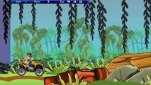 Stunt Dirt Bike 2 Baby GamePlay | Stunt Dirt Bike 2 Game For Kids