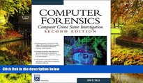 Must Have  Computer Forensics: Computer Crime Scene Investigation (Networking Series) (Charles