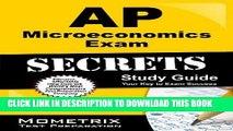 Read Now AP Microeconomics Exam Secrets Study Guide: AP Test Review for the Advanced Placement