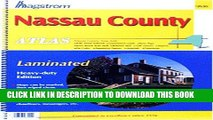 Read Now Nassau County Atlas: Laminated (Hagstrom Nassau County Atlas: New York