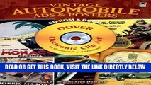 [READ] EBOOK Vintage Automobile Ads and Posters CD-ROM and Book (Dover Electronic Clip Art) BEST