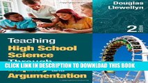 [DOWNLOAD] PDF Teaching High School Science Through Inquiry and Argumentation New BEST SELLER