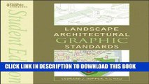 Best Seller Landscape Architectural Graphic Standards Free Read