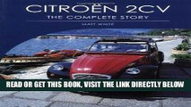 [FREE] EBOOK Citroen 2CV: The Complete Story (Crowood Autoclassics) BEST COLLECTION