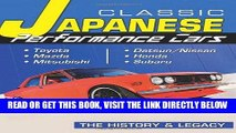 [FREE] EBOOK Classic Japanese Performance Cars (Cartech) ONLINE COLLECTION