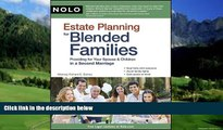 Books to Read  Estate Planning for Blended Families: Providing for Your Spouse   Children in a