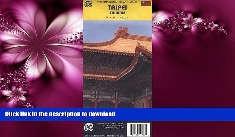 READ BOOK Taipei (Taiwan) 1:15,000 2004 (Travel Reference Map) FULL ONLINE | Godialy.com