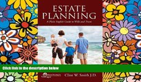 Must Have  Estate Planning - A Plain English Guide to Wills and Trusts  READ Ebook Full Ebook
