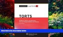 Big Deals  Casenote Legal Briefs: Torts, Keyed to Goldberg, Sebok,   Ziprusky, Third Edition  Full