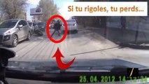 LES VIDEOS LES PLUS DRÔLES - ESSAYEZ DE NE PAS RIRE Compilations Vidéos Drôles #24 [NOUVEAU] - russes sur la route!