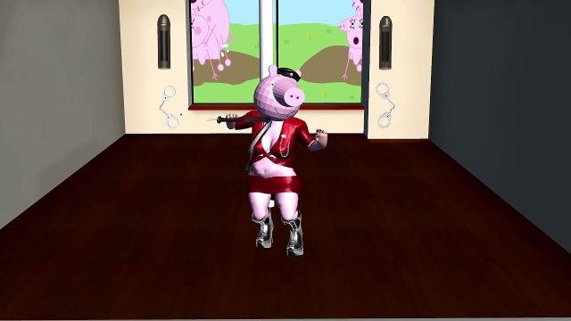 SEXY PEPPA PIG DANCE LIKE A PORN0STAR